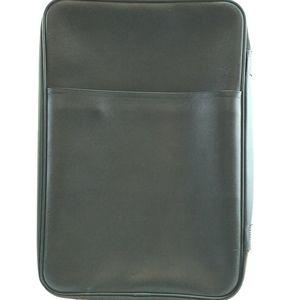 Pegase 55 Roller Luggage  Taïga Leather Travel Bag